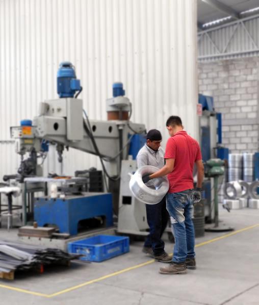empresa metalmecánica Querétaro