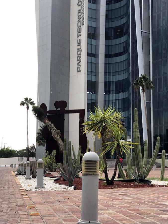 Tec de Monterrey - Diseño y fabricación de postes